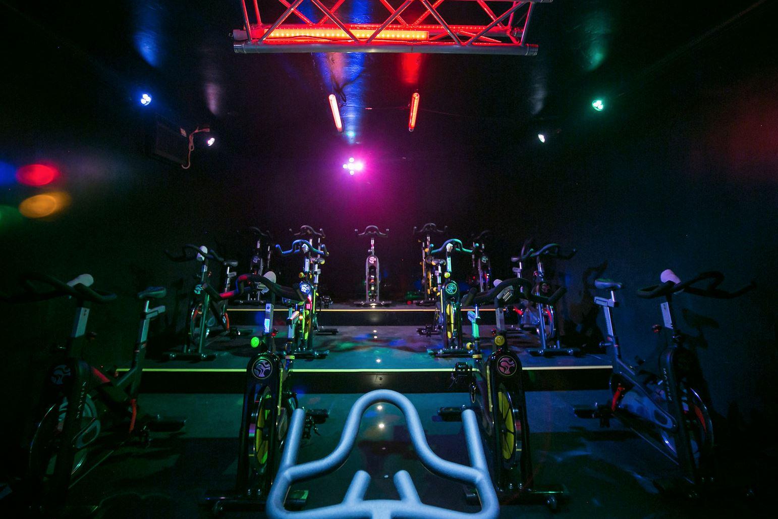 mad fitness spin studio