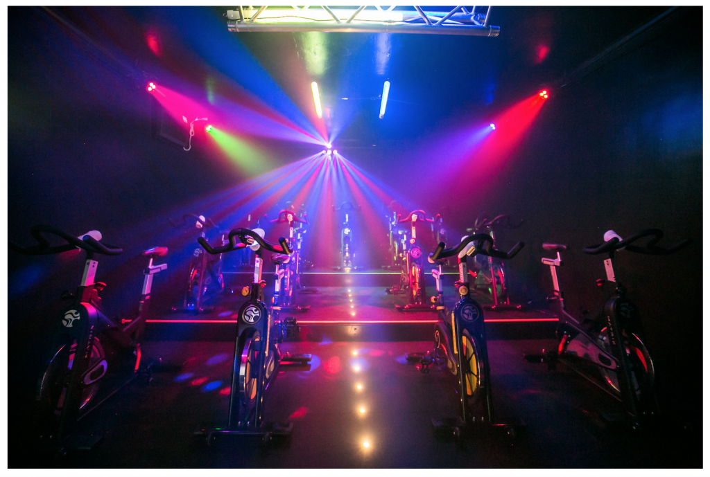 Vegas Spin @ MAD Fitness | Santa Barbara | California | United States