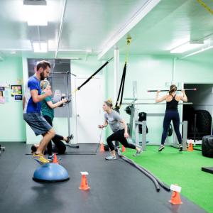 Mad Strength & Conditioning @ MAD Fitness  | Santa Barbara | California | United States