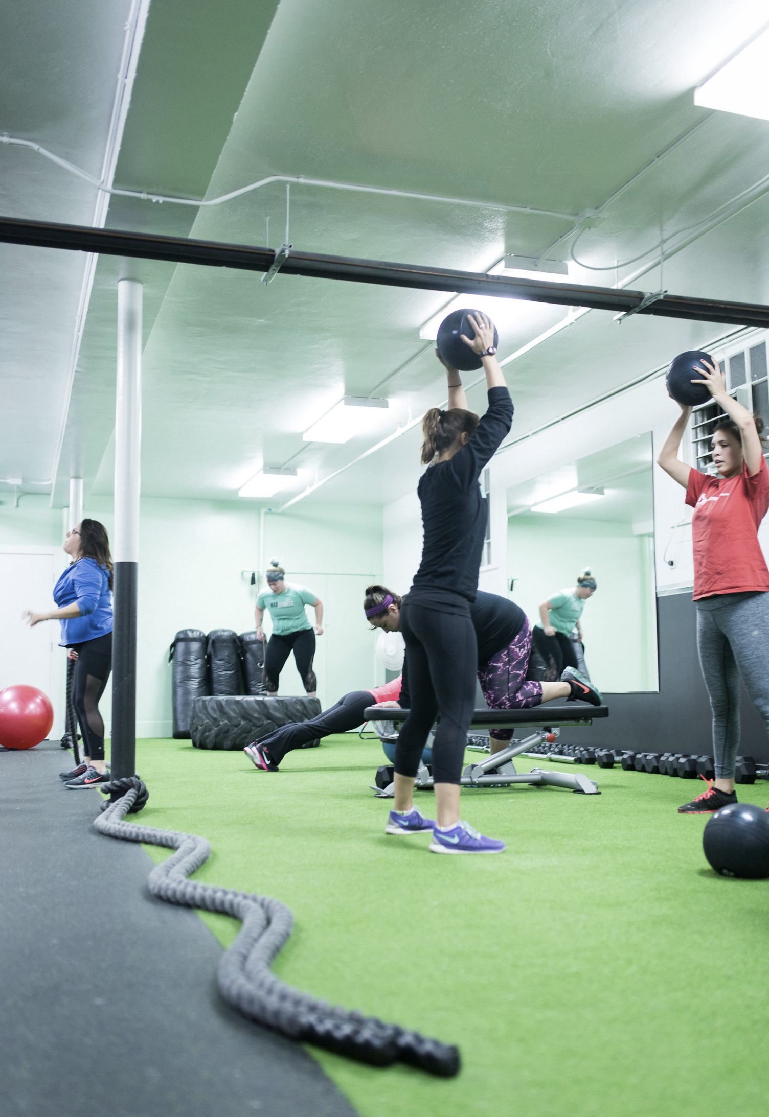 mad fitness personal training
