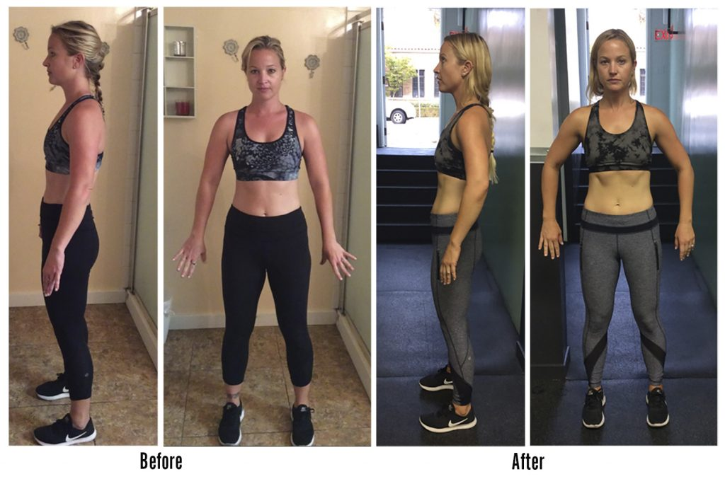 Mad Fitness Transformation Alicia's Story