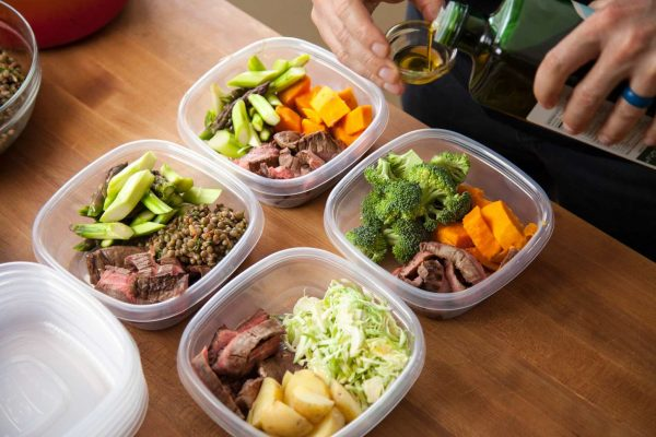 Beginners Guide to Meal Prepping